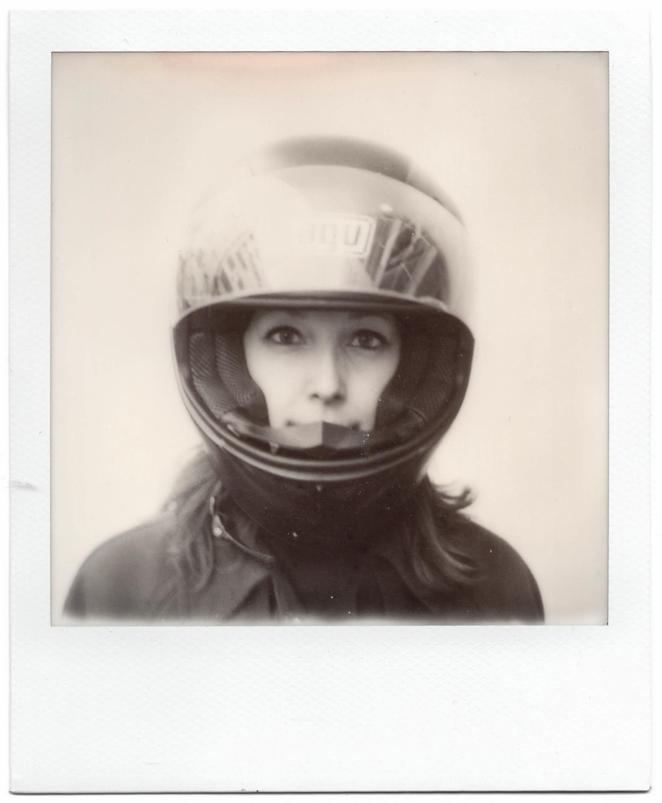 Carmencita Polaroid 9