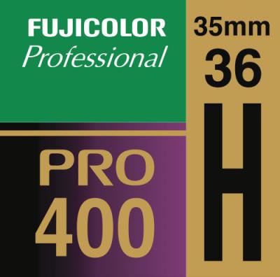 FUJIFILM 400H 35mm