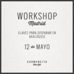 Workshop Madrid 2018 13